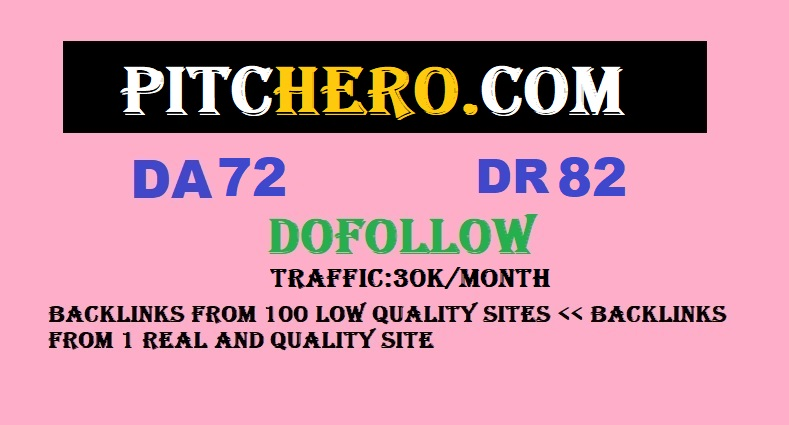 Guest Post on PITCHERO. COM DA72 DR82