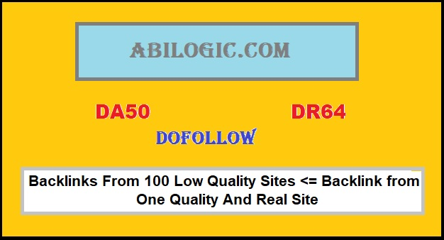 Publish Guest Post on Abilogic. com DA50