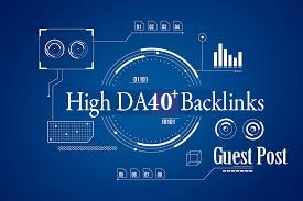 I will do write and publish the guest posts on 10 sites permanent backlink DA 40+