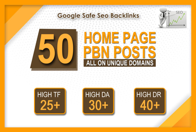 do google SEO with high authority 50 backlink,  link building