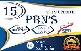 I will do 15 Trusted PBN Backlinks high DA, PA homepage dofollow links
