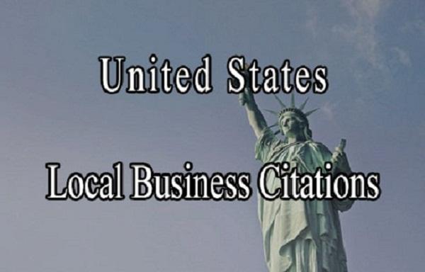 I will do 50 USA local citations seo or business listing