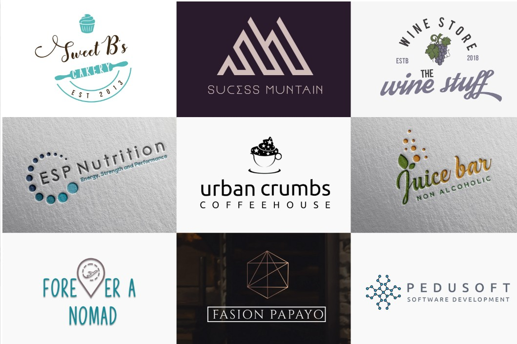 I will design modern,  professional logo in 24 hours