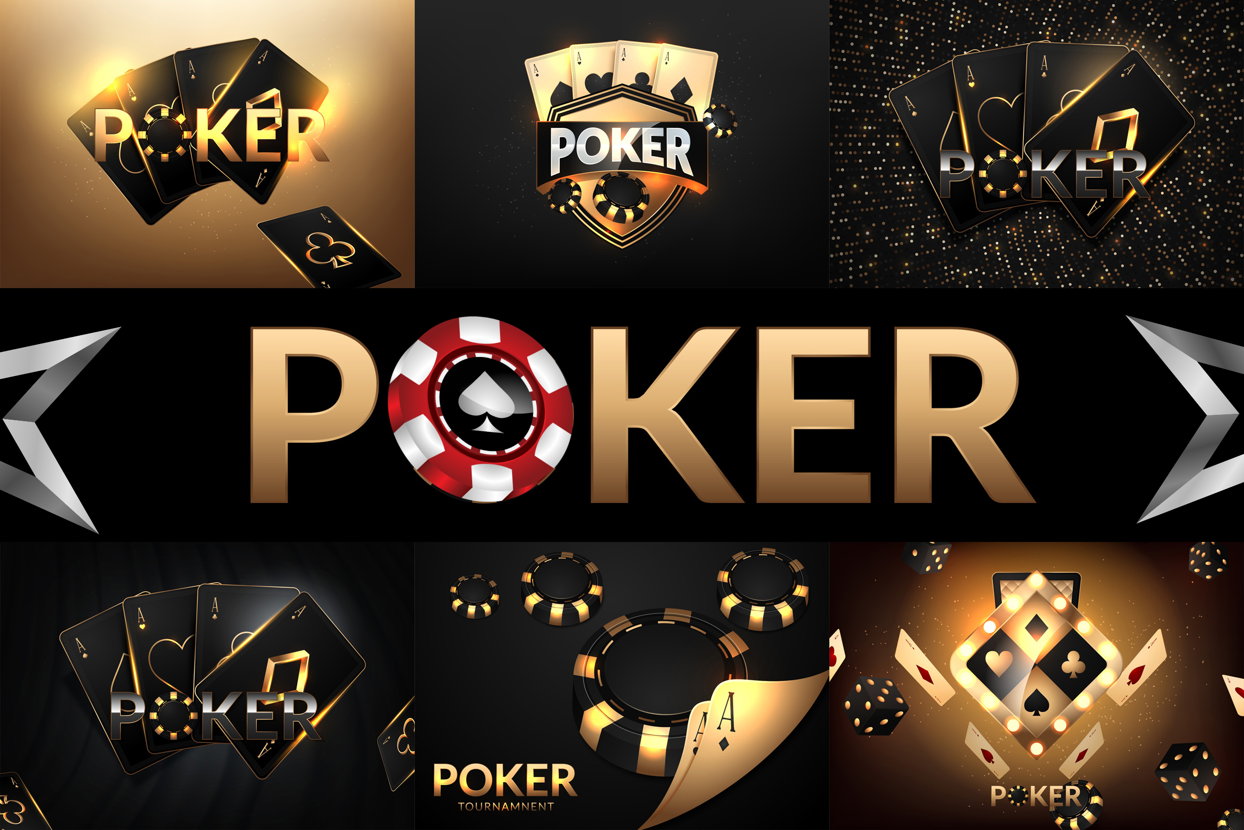 I Will Design High Quality CASINO, POKER, UFA And GAMBLING Banner Ads