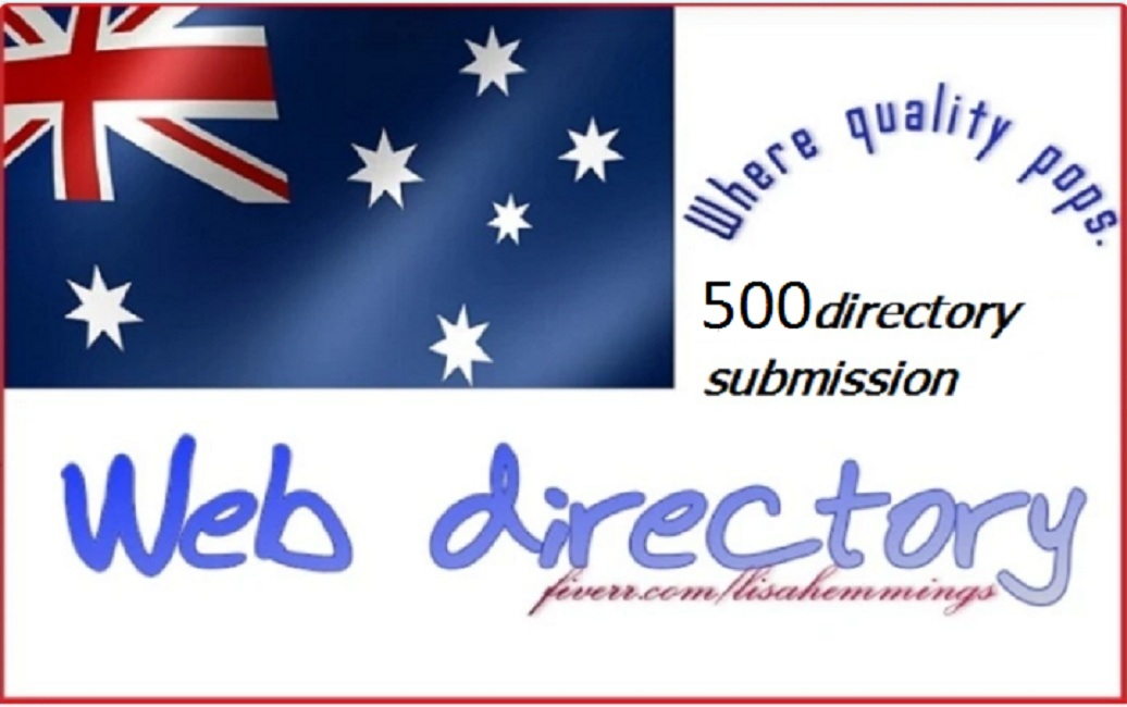 I will do500 high da web directory submissions