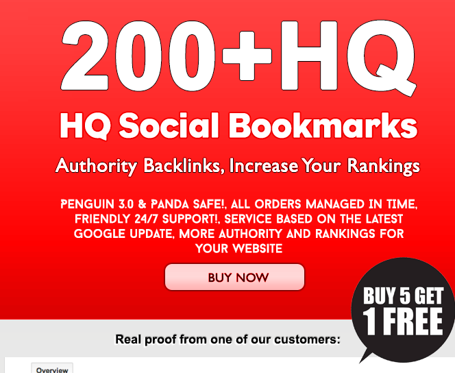 do 200 bookmarking guaranteed dofollow backlinks