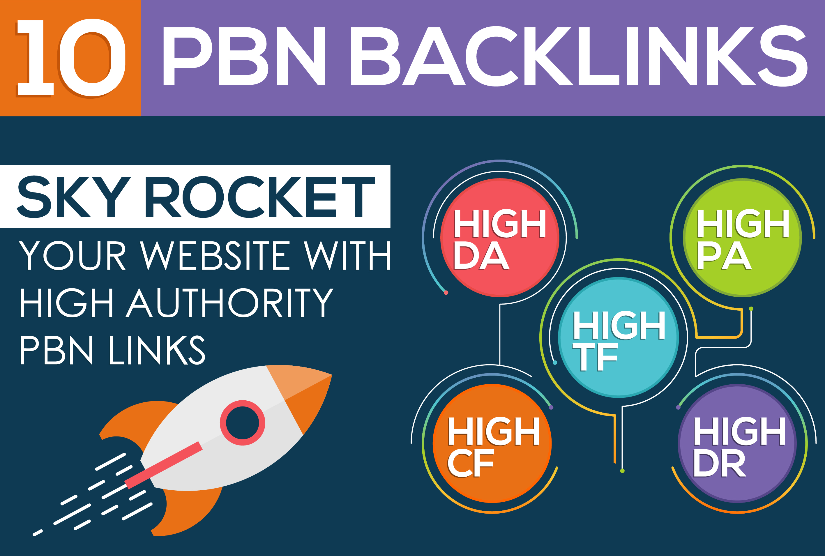 I will Provide 10 Quality Home Page PBN links DA 20+ affordable price + 3 web 2.0 links Free