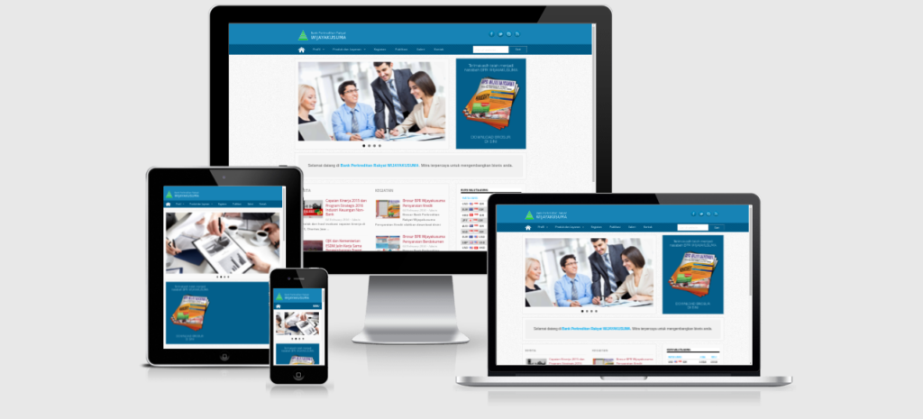 I will Design Elegant and Responsive Wordpress