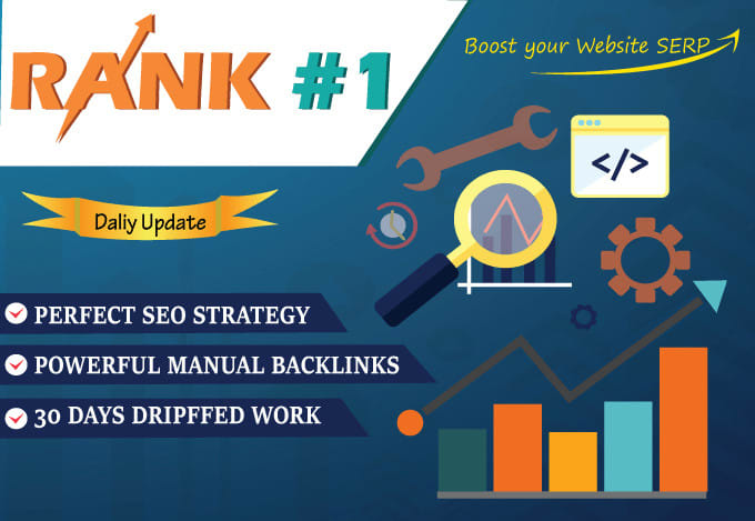 30 Days Drip Feed Blog Comment backlinks Service For Daily Update