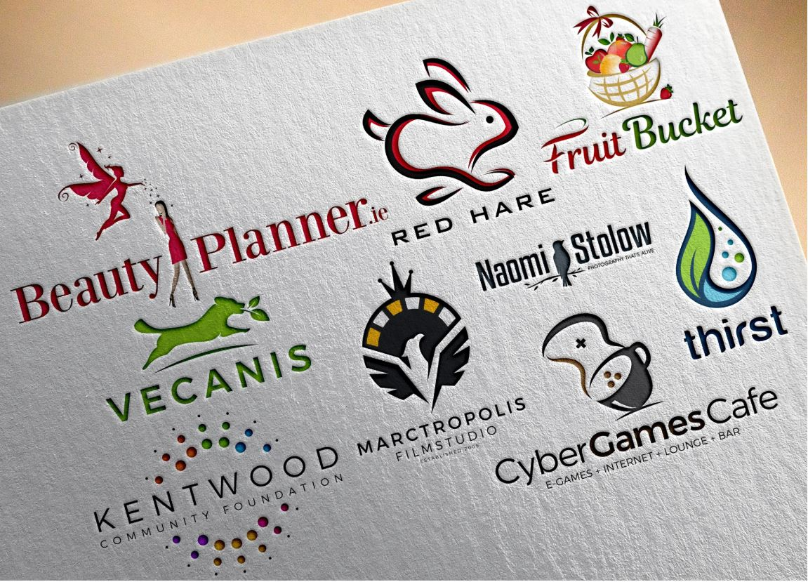 i Will Do Mordern And Proffesional Logo design for you and your Business