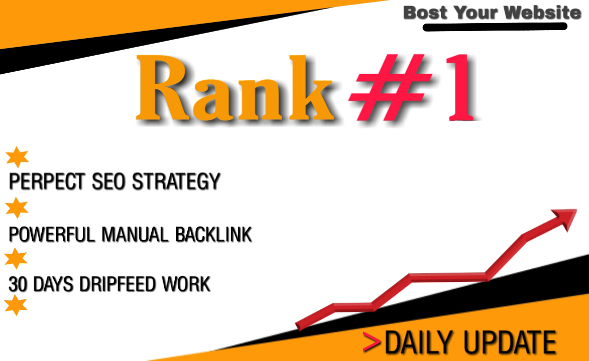 Rank on Google first page by exclusive Link Pyramid