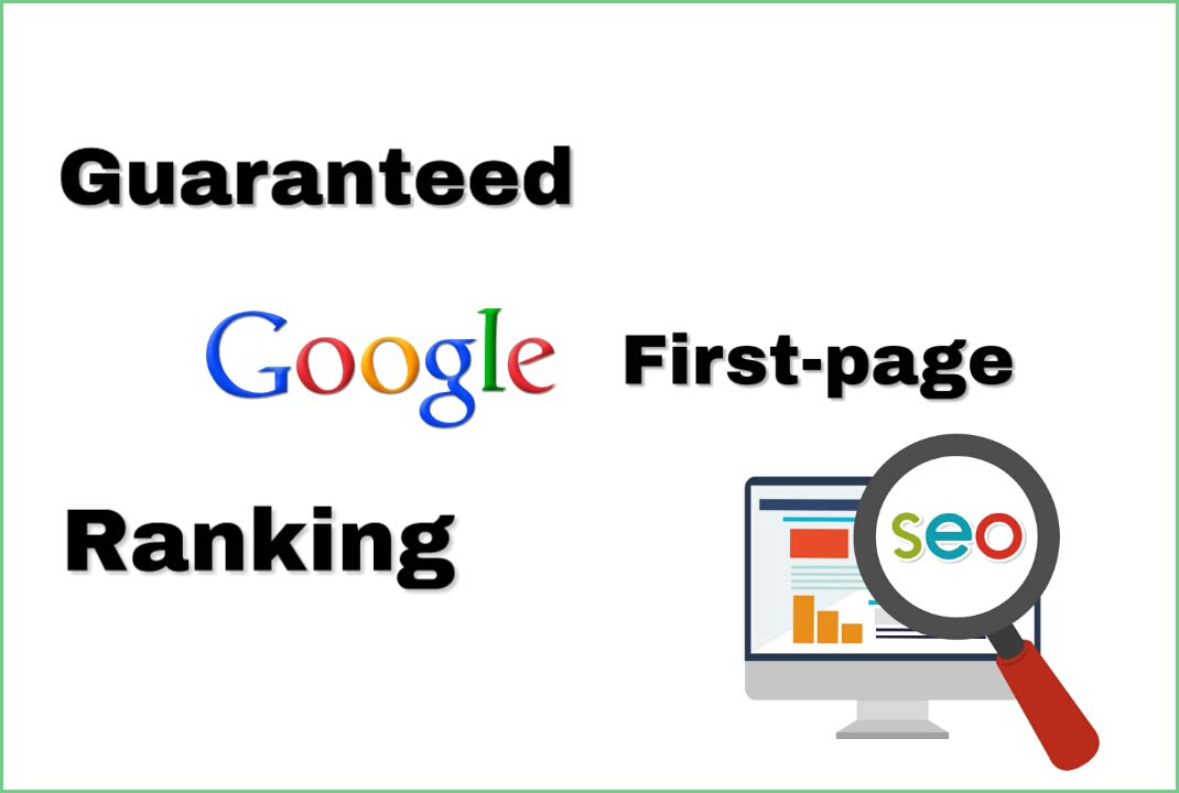 I will guaranteed google first-page ranking in your website