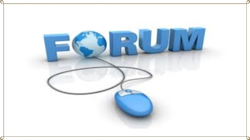 Boost your ranking from 20 high quality forum backlink with your niche relevant
