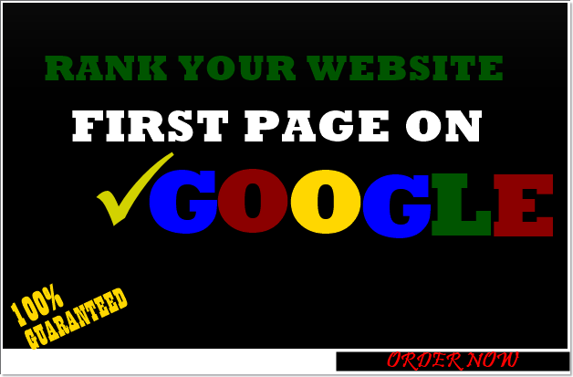 Complete SEO for your website on google First page.
