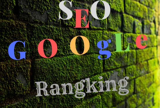 Google 1st page ranking on Your Website best result,Highquality Backlink ,