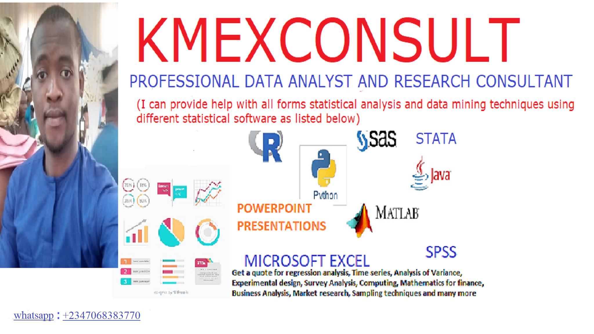 offer data analysis and data entry service using R,  Spss,  excel,  stata,  E-views and oxmetrics