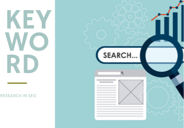 Top10 Advanced Keyword Research to Help Your Rankings On Google Is Exactly