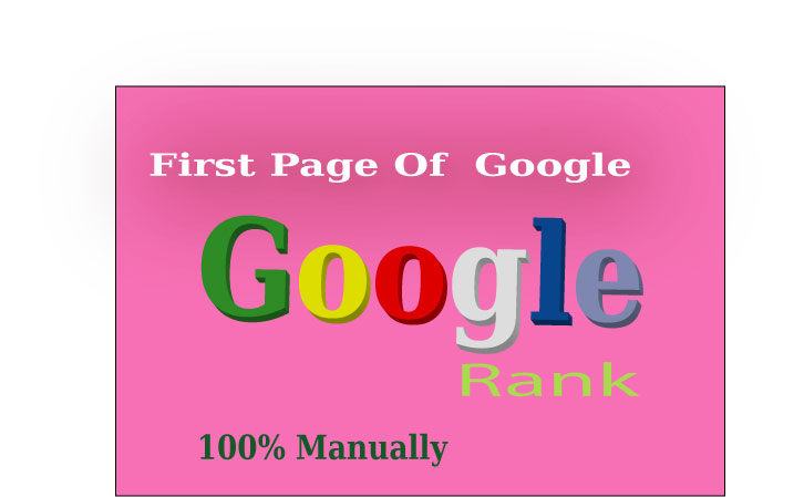 I will skyrocket google,  website ranking manually And real targeted.