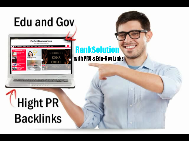 Rank Solution SEO Backliks