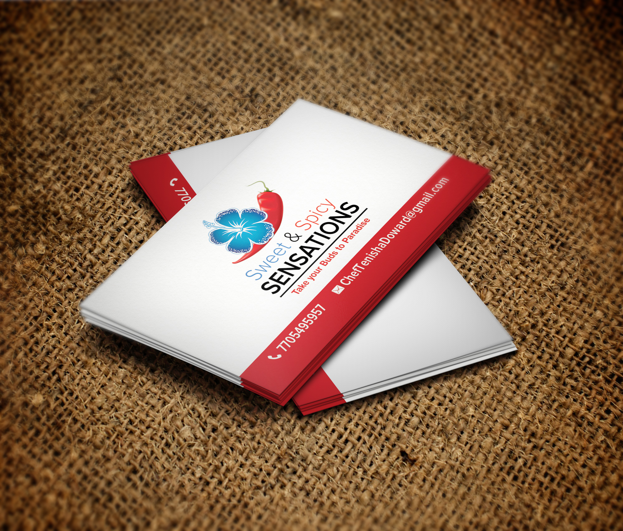 professional custom business card design