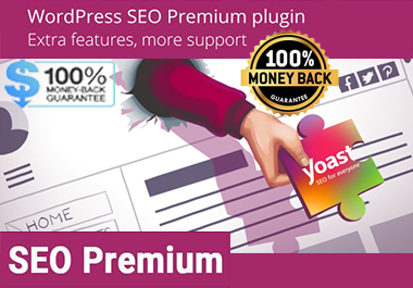 Provide You TOP Yoast SEO Premium Wordpress plugin
