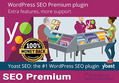 Provide You TOP Yoast SEO Premium Wordpress plugin