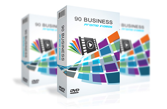 I will give 90 Business Promo Videos