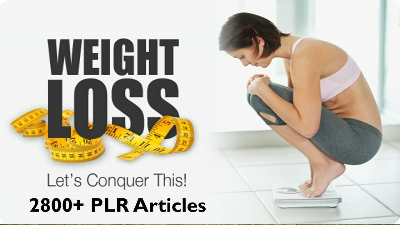 I will give Successful Weight Loss 2800+ PLR Articles +Bonus Diet Plan Tips For Healthy Life