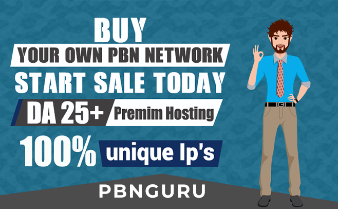 Buy your Own Pbn Network- 5 PBN WordPress Site 20 Plus DA PA Hosting and Domain Control Panel