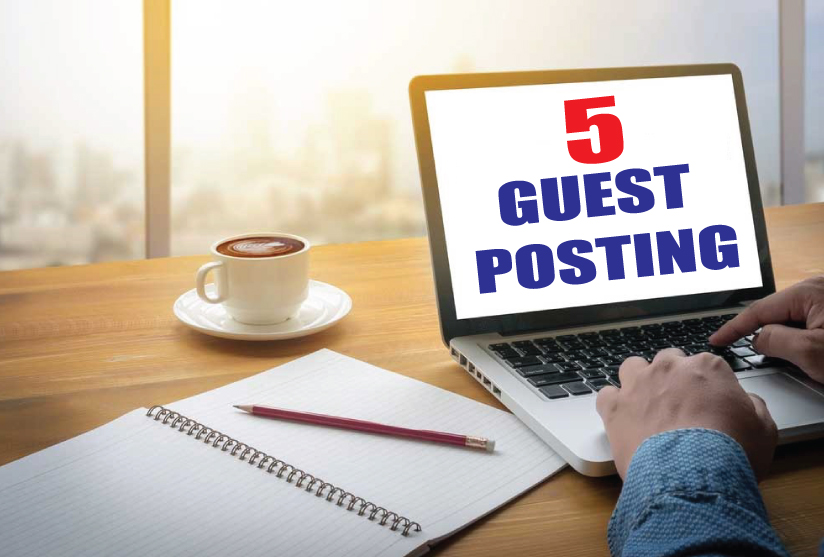Write and Publish 5 Guest Posts on Behance,  Reddit,  Gofundme,  Academia,  BuddyBlogger
