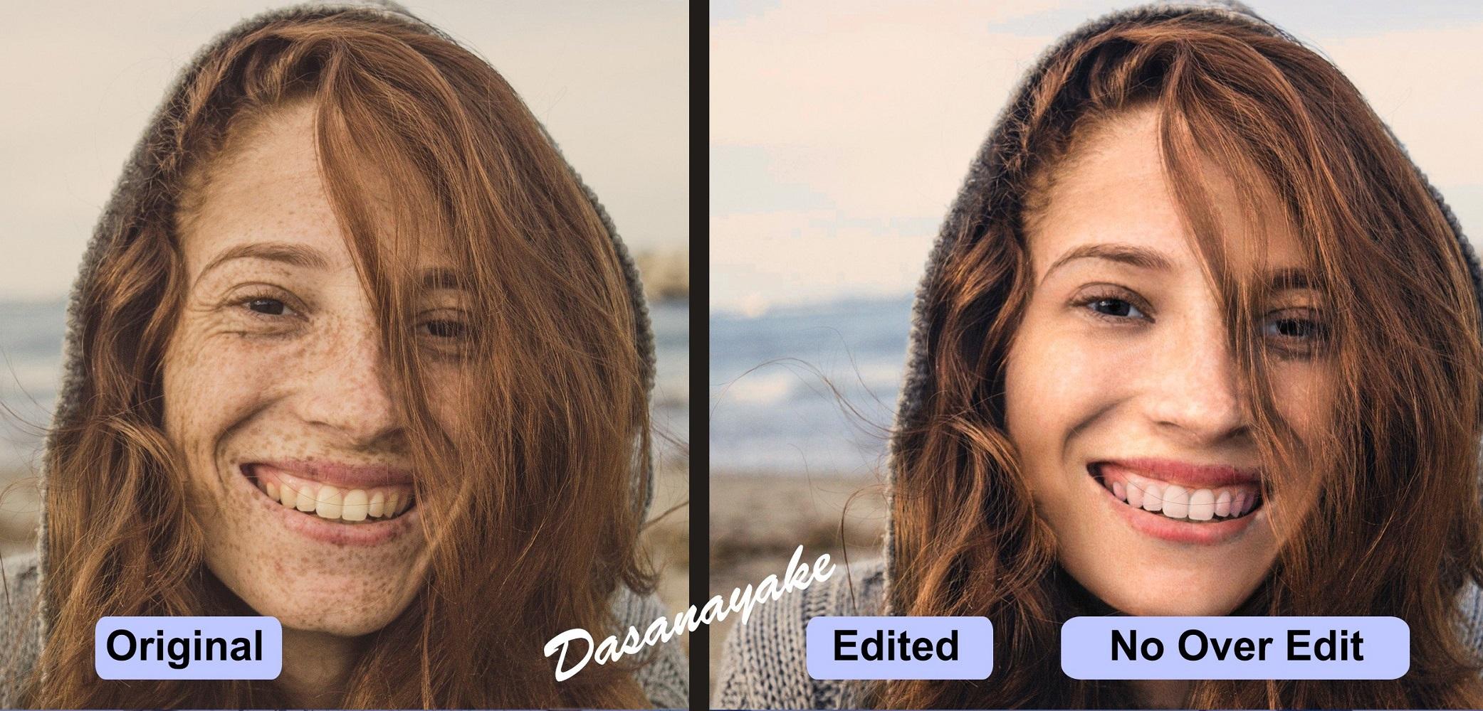 i will photo retouching using photoshop restore,  repair,  photos image