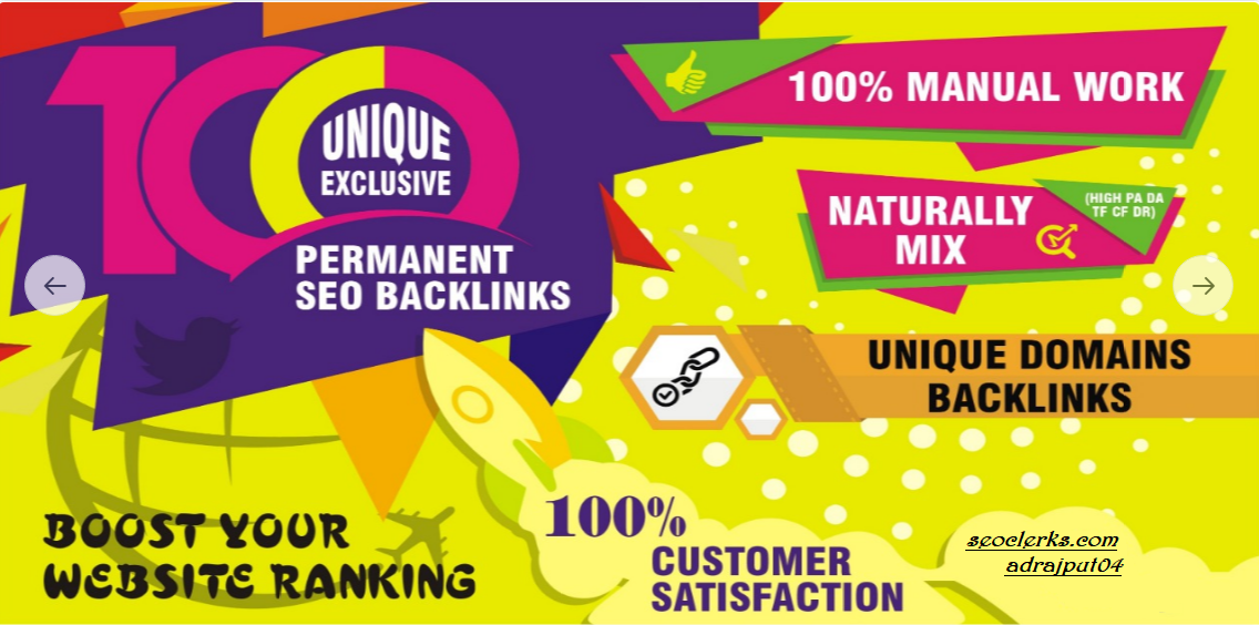 Build 100 Rank Your Website on Google your site Google 1st Page SEO Large Power Full MiX Backlink