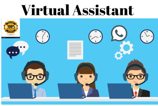 I will be your smart collaborate virtual assistant for any task