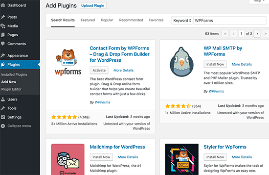 Install And Customize Your Wordpress Theme & Plugin