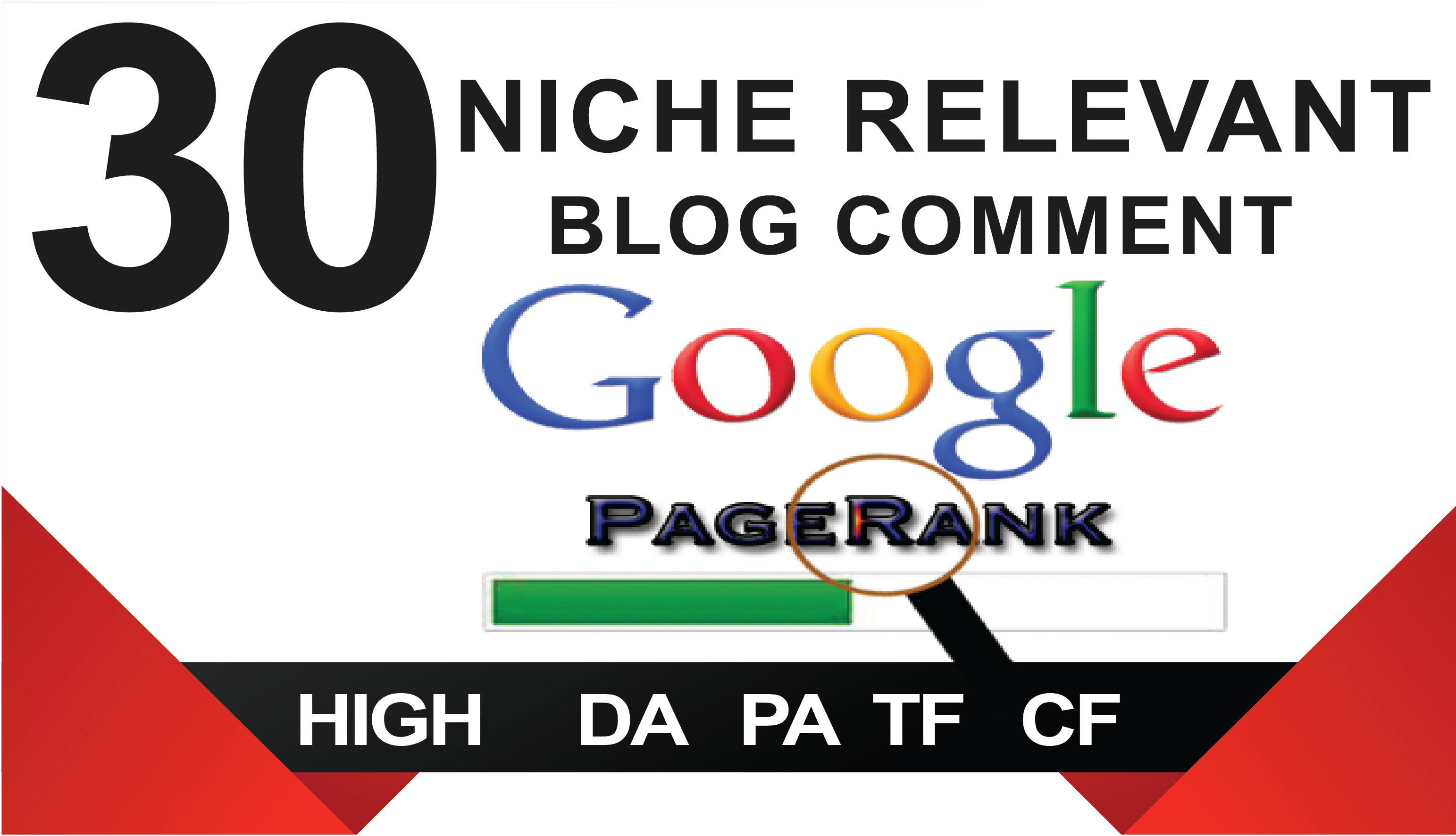 I will do 30 niche relevant manually blog comments