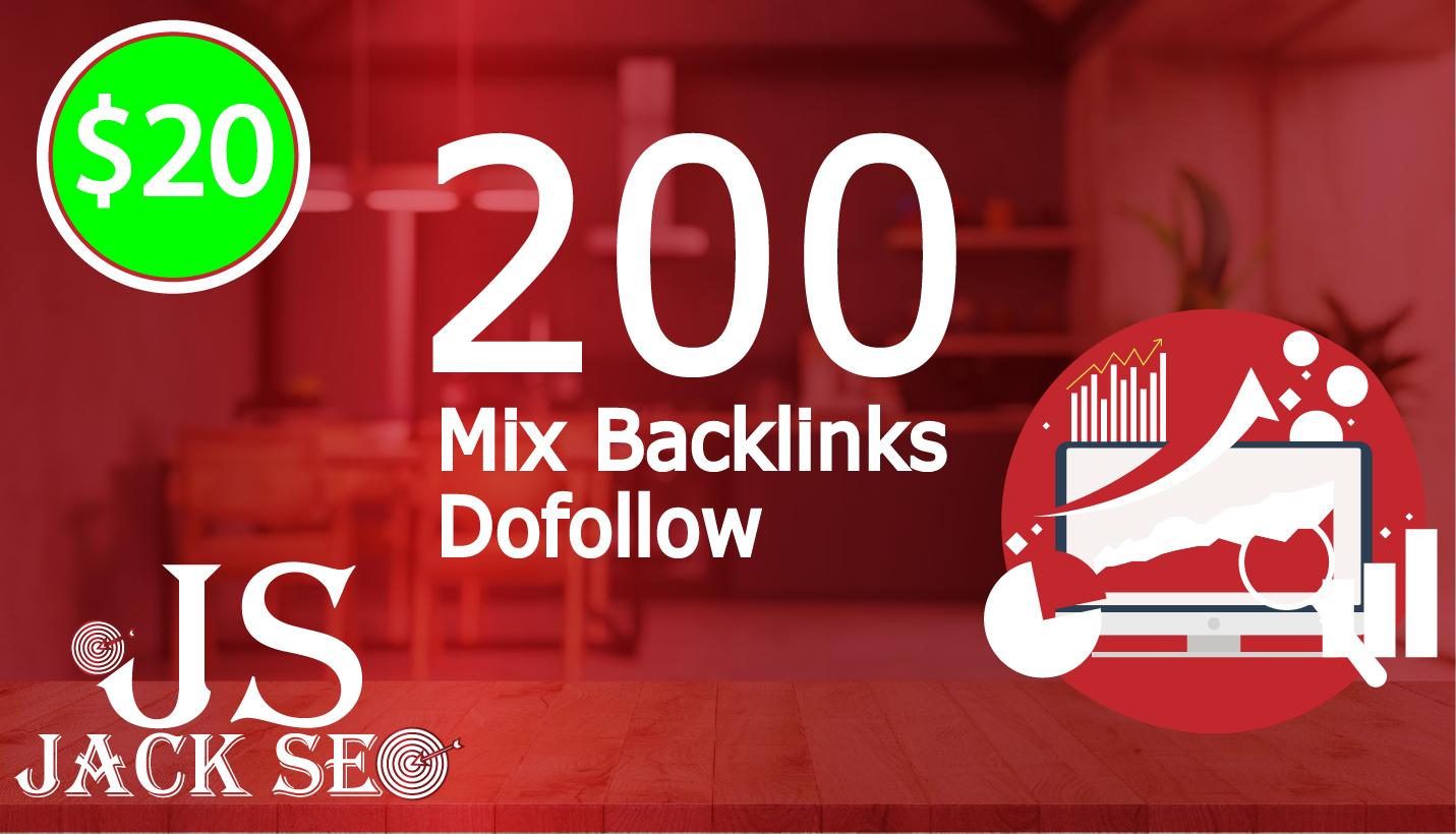 i will give you 200 do follow backlink high da pa