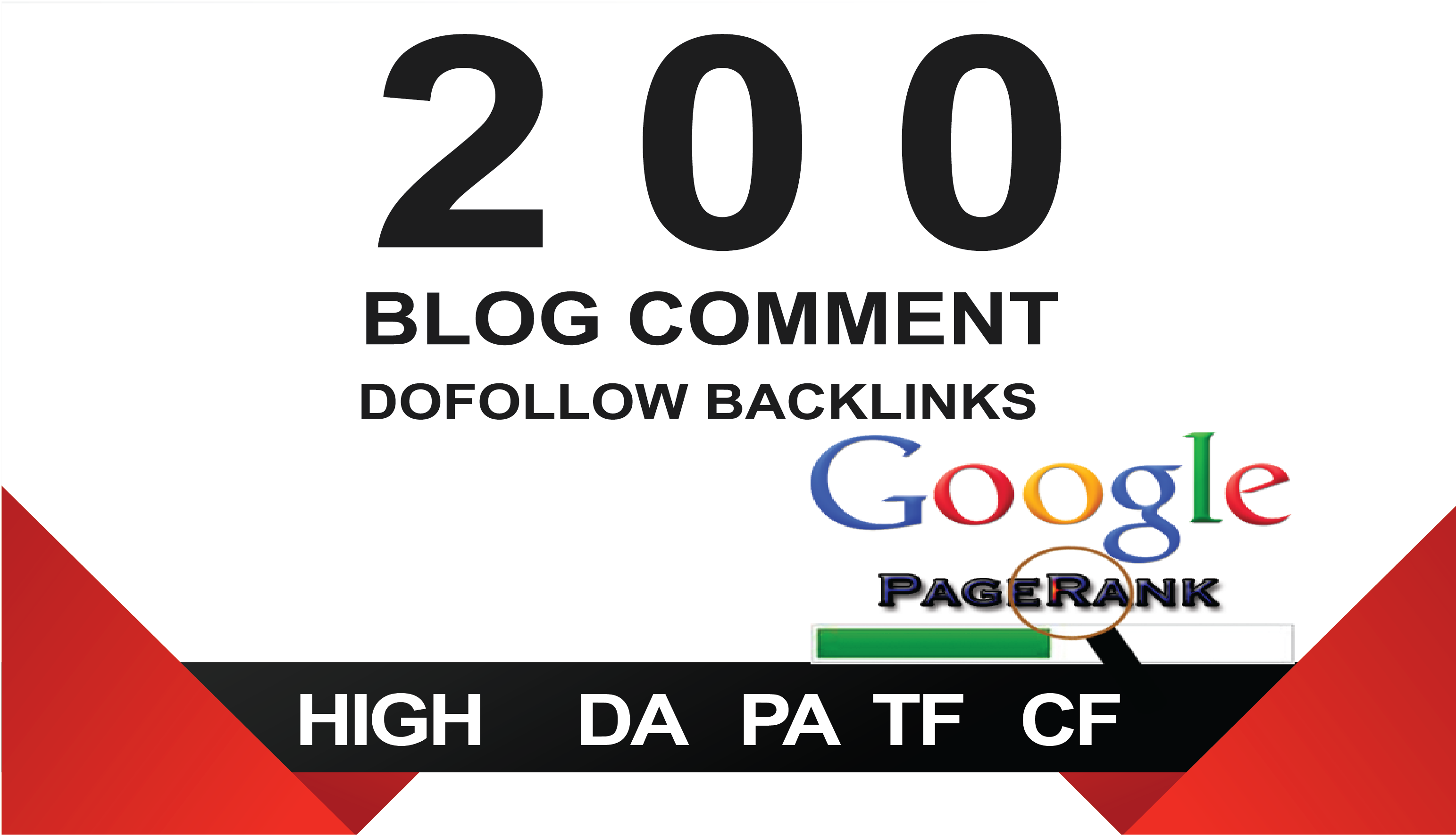 I will do manually 200 blog comment backlinks High DA.PA.