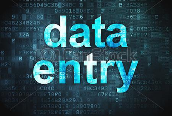 Data entry,  copy paste,  web research,  data mining and excel scraping services for 6