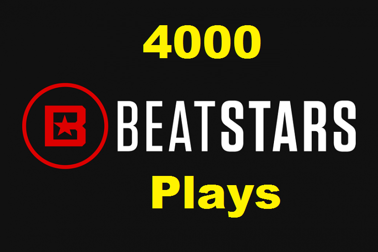 Add BEATSTARS 4,000 PLAY To Your TRACK super fast