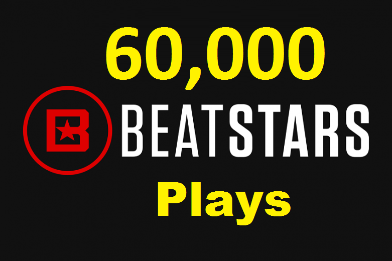 Add BEATSTARS 60,000 PLAY To Your TRACK super fast