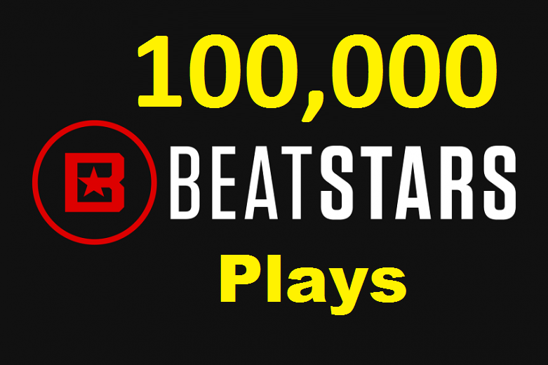 Add BEATSTARS 100,000 PLAY To Your TRACK super fast
