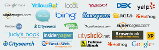 List your business information in local and global business listing sites and get more sales calls