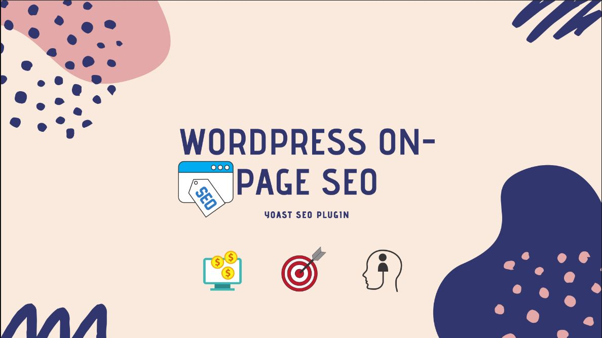 I will perform full on page seo for your wordpress site