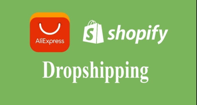 I will create a Dropshipping Aliexpress Shopify eCommerce Online shop