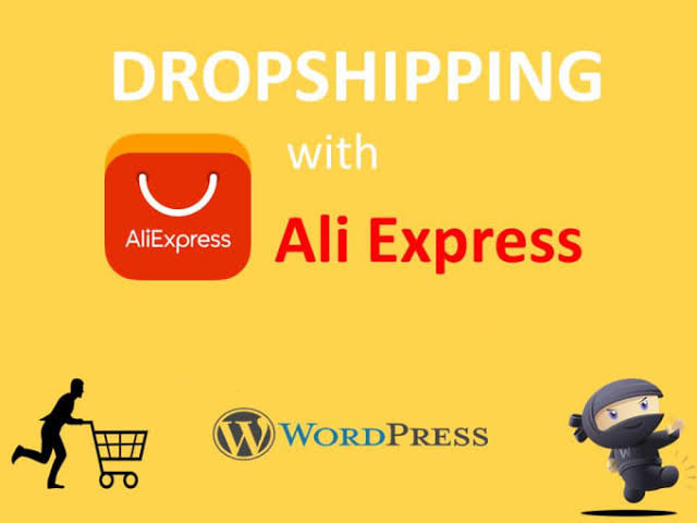 I will do Dropshipping AliExpress Wordpress eCommerce online shop