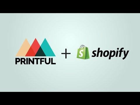 I will create a Shopify Dropshipping Printful eCommerce Online shop