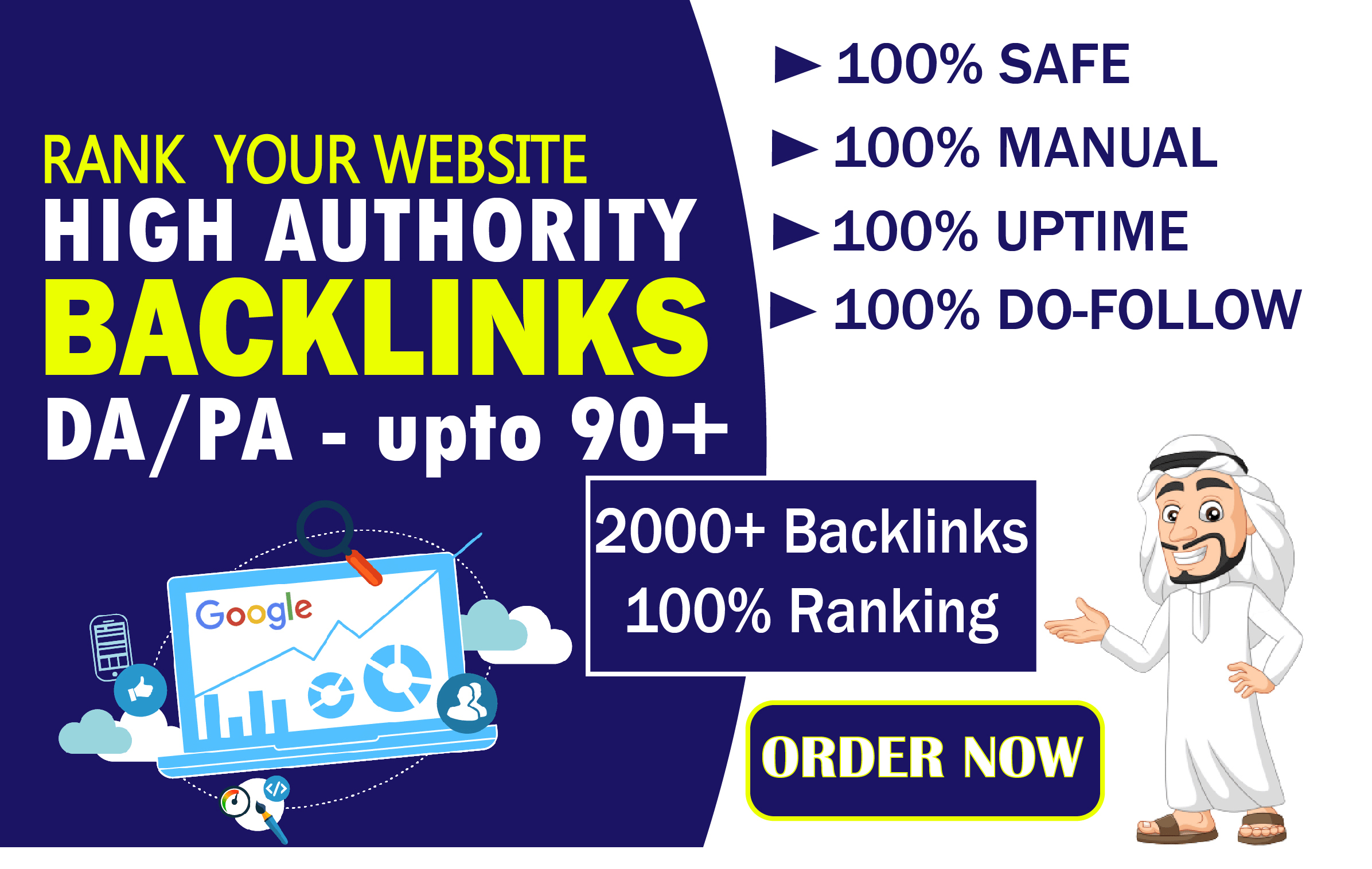 Build Profile 2,000 contextual tiered backlinks for SEO Top ranking