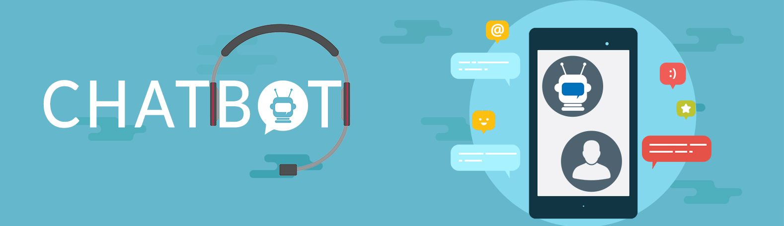 I will develop an intelligent chatbot for a website and social networking sites