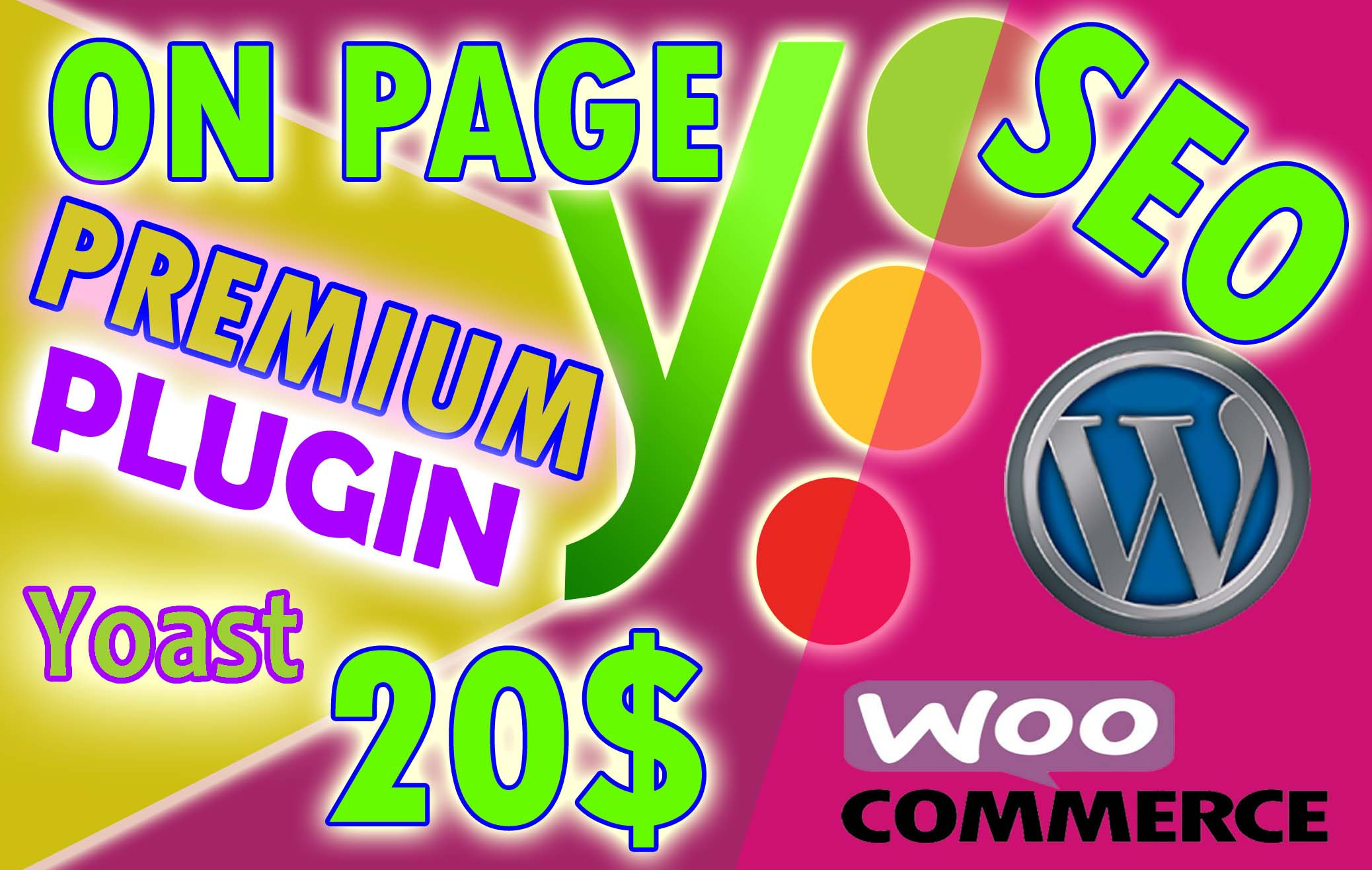 I will do yoast premium onpage technical SEO on page optimization of wordpress website