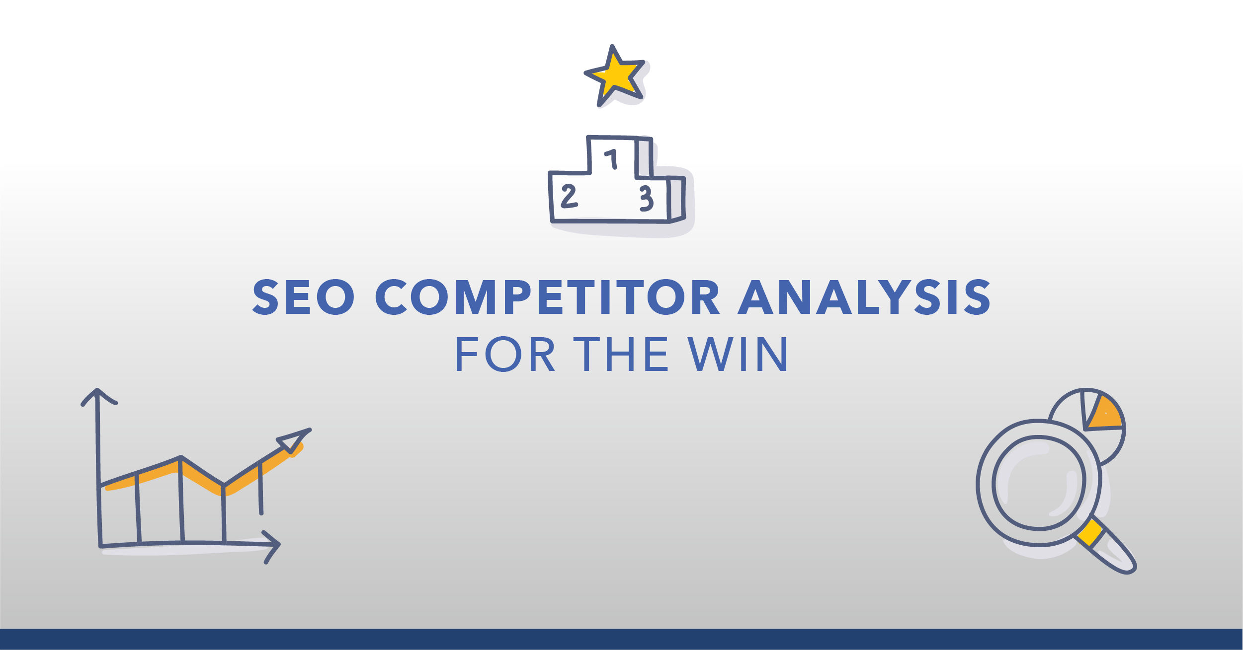 I will provide complete SEO competitor analysis Report